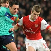 Arsenal 2 Barcelona 1, 16-Feb-2011