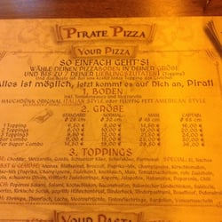 Pirate Pizza am Oli ;-)
