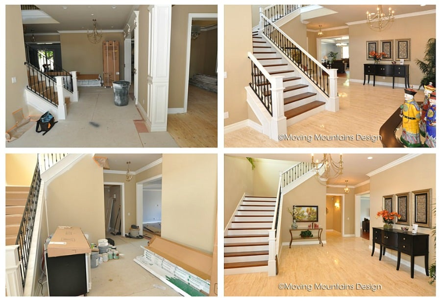 Arcadia Home Staging Before And After Entry Yelp