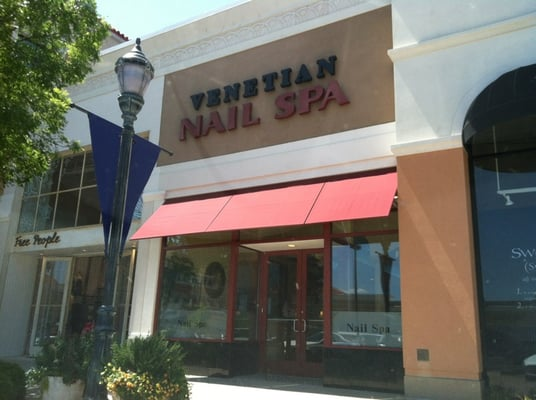 Venetian nail spa nail salons reviews yelp for 6 salon birmingham