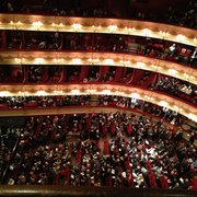 Royal opera house London.