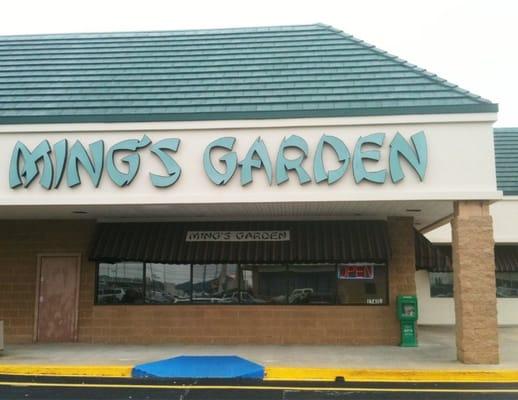 Mings Garden Chinese Restaurant