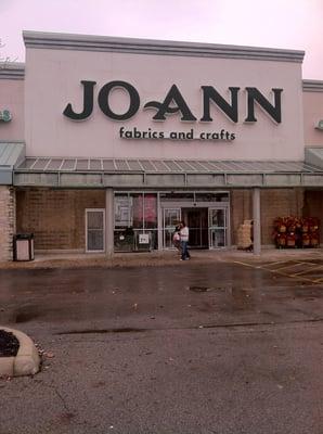 Jo ann superstore 2747 festival lane dublin oh for Joann craft store hours