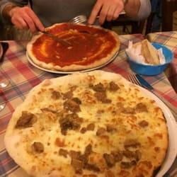 la scaletta pizza trastevere roma yelp