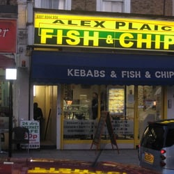 Alex's Plaice in Kilburn