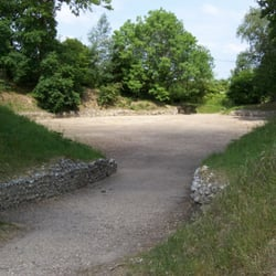 Entrance to Roman Amphitheatre