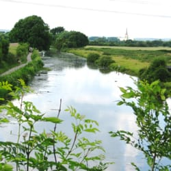 The Chichester Canal, Chichester, West Sussex