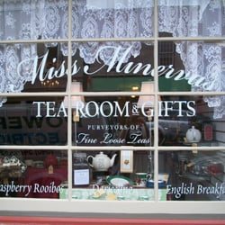 Miss Minerva's Tea Room & Gifts - Culpeper, VA | Yelp