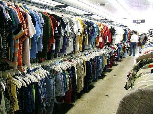 Online thrift stores clothing. Online clothing stores