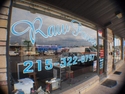 Raw power tattoo feasterville trevose pa yelp for Tattoo shops near philadelphia pa