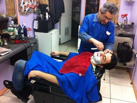 Barber Upper East Side : Express Barber Shop & Shoe Repair - Barbers - Upper East Side ...