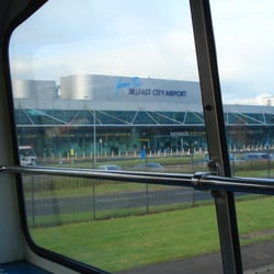 George Best Airport, Belfast City Tour, Belfast