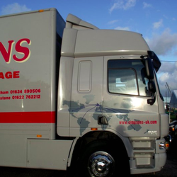 Simpsons Removal & Storage, Derby