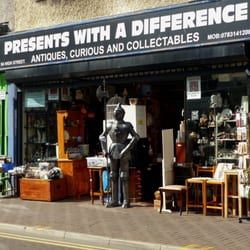Presents With A Difference, Prestatyn, Denbighshire