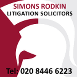 Simons Rodkin Litigation Solicitors, London