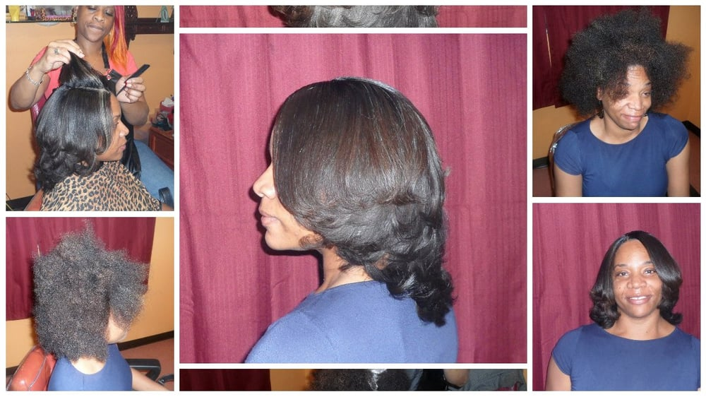 how to turn relaxed hair to virgin hair