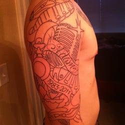American graffiti tattoo piercing tattoo downtown for American graffiti tattoo