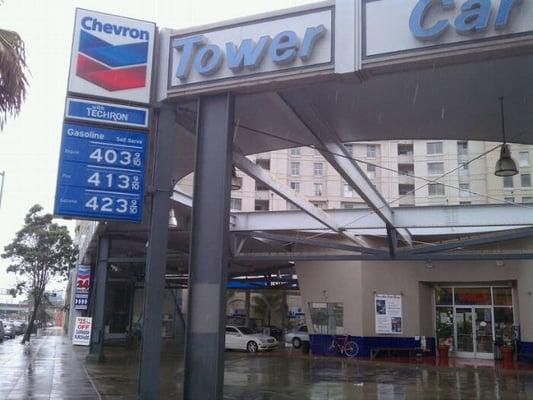 Chevron Car Wash San Francisco Ca Yelp