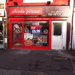 Olivia Pizza, Greenford, London