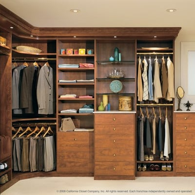 Contemporary office in zebra wood yelp for California closets reno