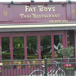 Fat Boys, London