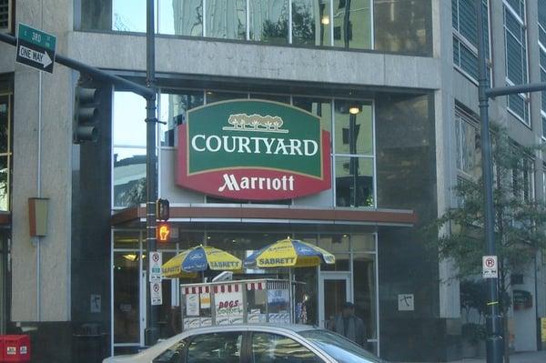 Restaurants Near Marriott Uptown Charlotte