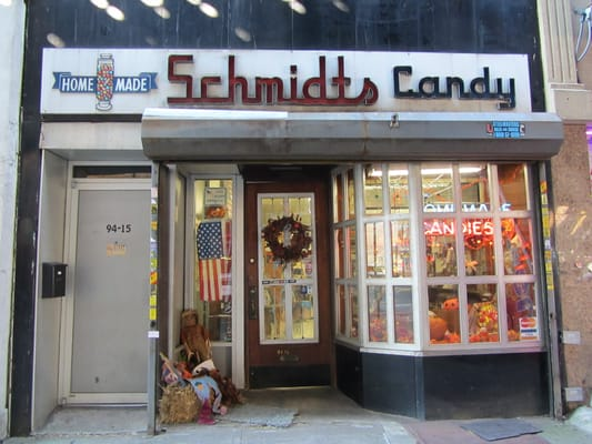 Displaying (18) Gallery Images For Candy Store Front...