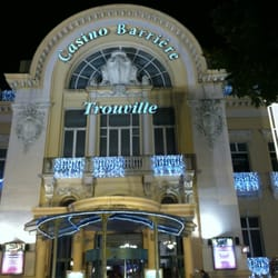 The casino in Trouville