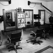 first floor ladies salon
