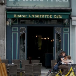 L'Absinthe Café, Grenoble, France