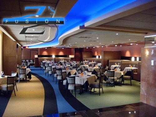 Z s fusion moved downtown louisville ky yelp for Fish restaurants louisville ky