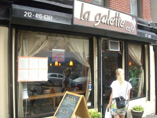 La galette cafe closed french new york ny yelp for Harlem food bar yelp