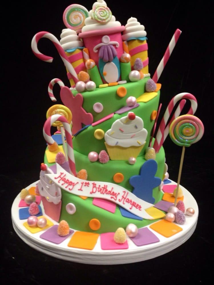 Birthday Cakes Costa Mesa