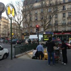 porte de clignancourt metro transportation yelp