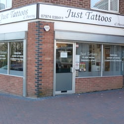 Just Tattoos and Piercing, Birmingham, West Midlands, UK