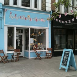Our lovely little Tea Room & Bakery.x