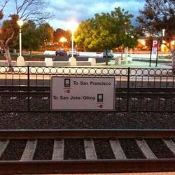Caltrain Station - Sunnyvale - Sunnyvale, CA | Yelp