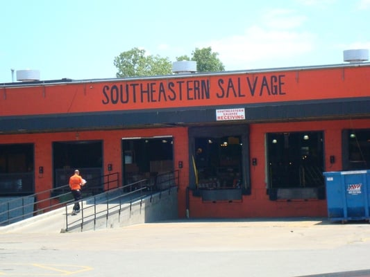 Southeastern salvage home decor nashville tn yelp for Home decor stores in nashville tn