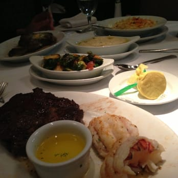 Ruth's Chris Steak House - Harbor Boulevard, Lincoln Harbor, Weehawken, New Jersey - Rated based on Reviews
