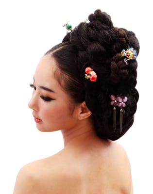 korean traditional hair accessory with binyu yelp