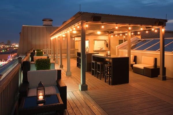 Rooftop Bar Bars Galveston Tx Reviews Photos Yelp