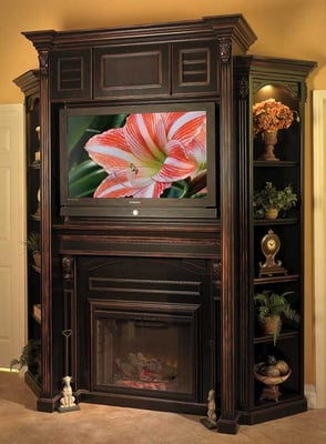 Corner Fireplaces Corner Electric Fireplace Wall Unit