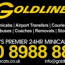 Goldline is the premier Private Hire service in London. Available 24 hours a day and 365 days a year.