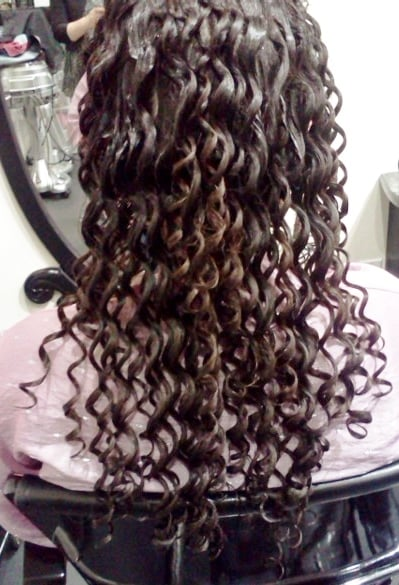 Spiral perm | Yelp