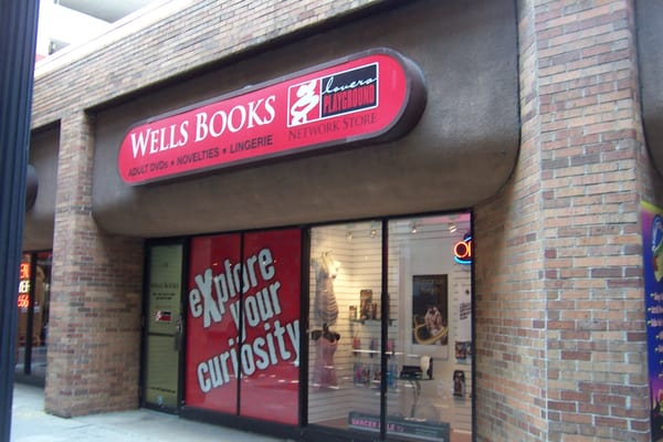 Wells Street Adult Bookstore