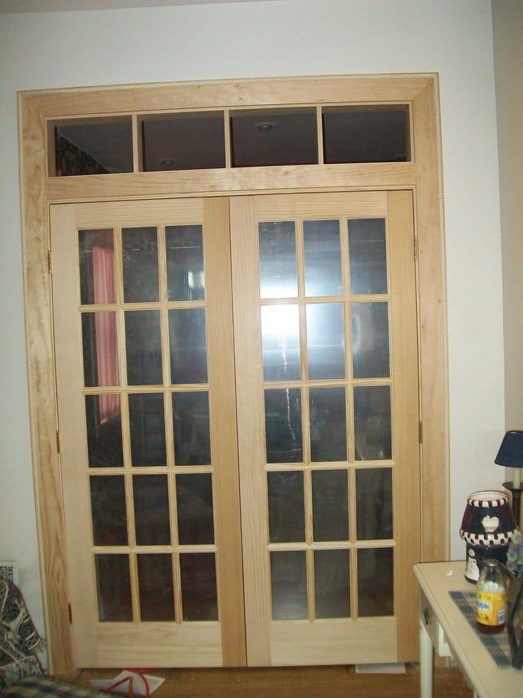 French Doors Custom Interior Window Yelp