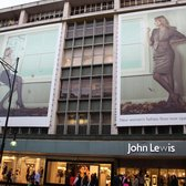 John Lewis on Oxford St.