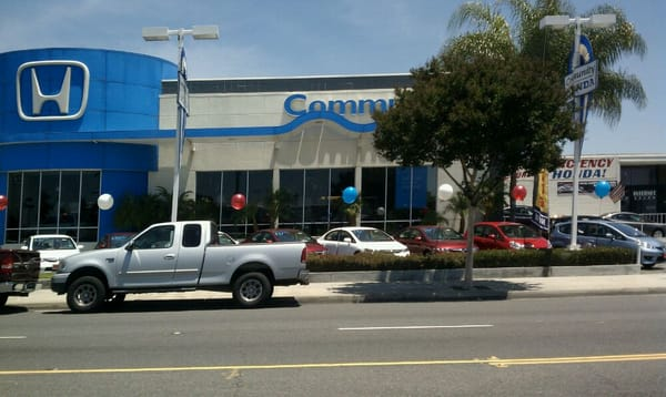 community honda car dealers whittier ca yelp