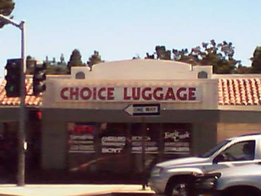 Best Places To Buy Luggage In The South Bay « CBS San Francisco