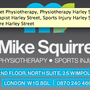 Mike Squirrell Physiotherapy & Sports Injury Clinic